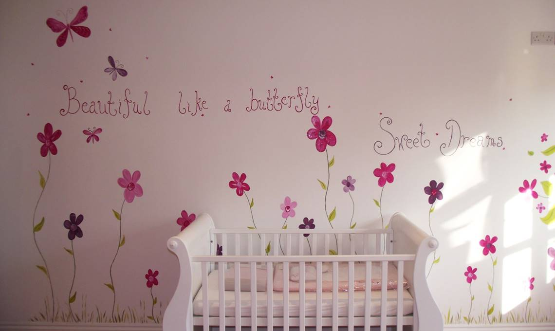 How to Design A Bright & Modern Nursery