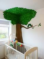 Hungry Caterpillar And Tree Mural