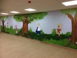 Alice & Friends Wall Mural.JPG