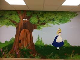 Alice In Wonderland Mural.JPG