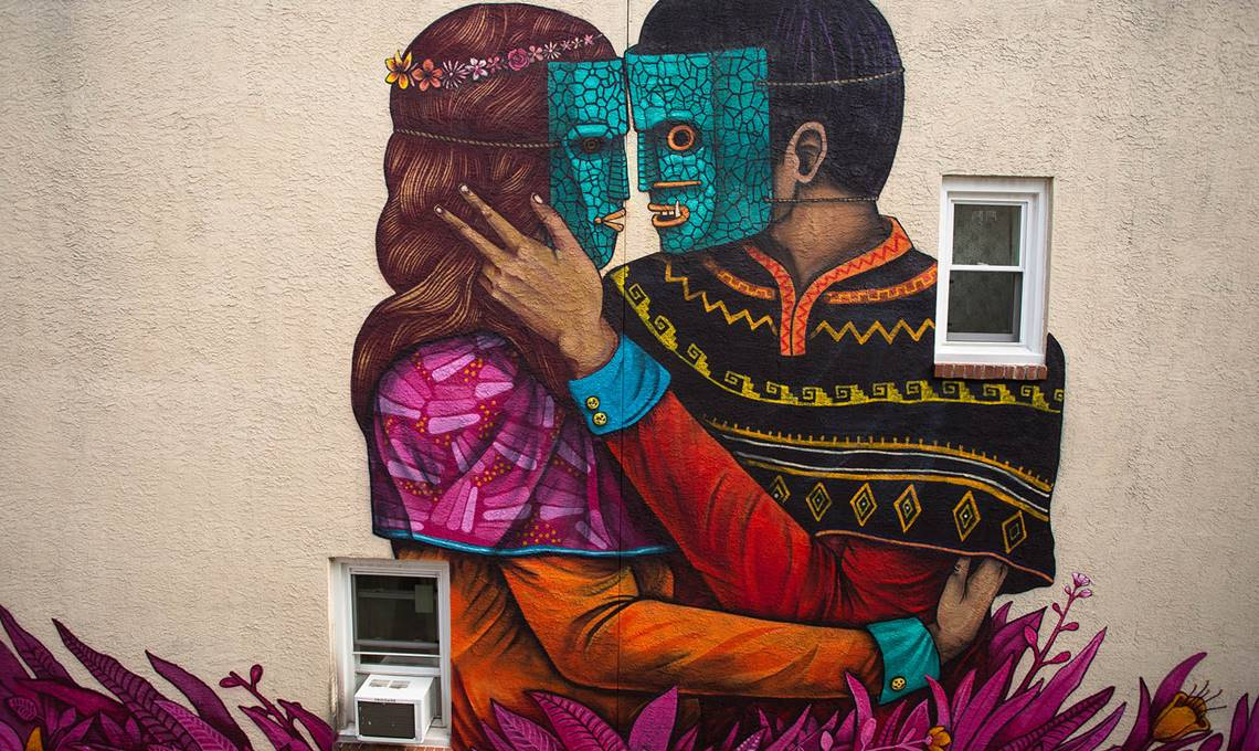 10 Murals to Propose In Front of...