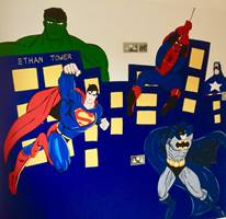 Superheros wall mural.jpg