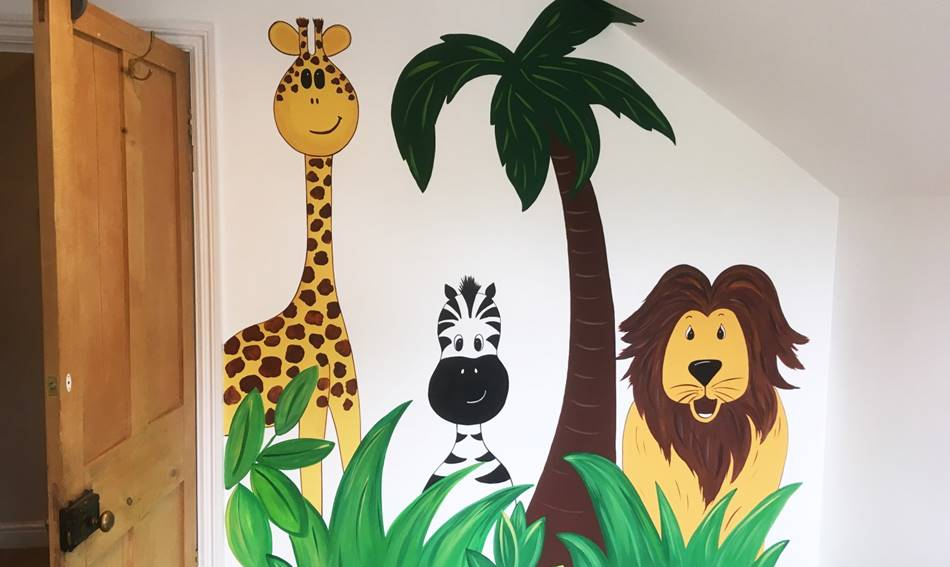 Jungle Giraffe Mural.jpg