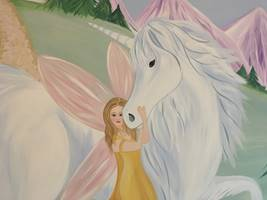 Fairy Princess Unicorn Mural.jpg