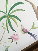 Little Bird and Rose Wall Mural.jpg
