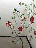 Tropical Chinoiserie Wall Mural.jpg