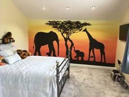 African Animal Sunset Mural.jpg