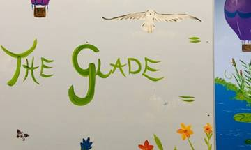 The Glade Calming Wildlife Themed Room