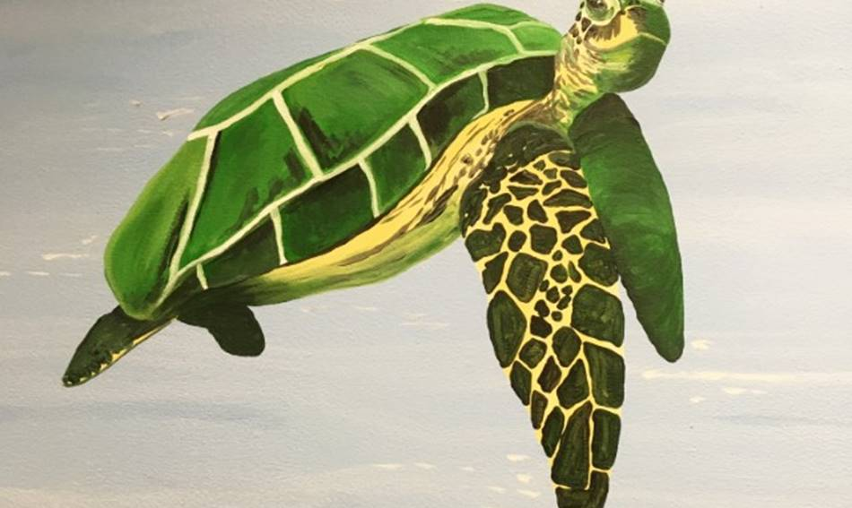 Turtle Under The Sea Painting.jpg