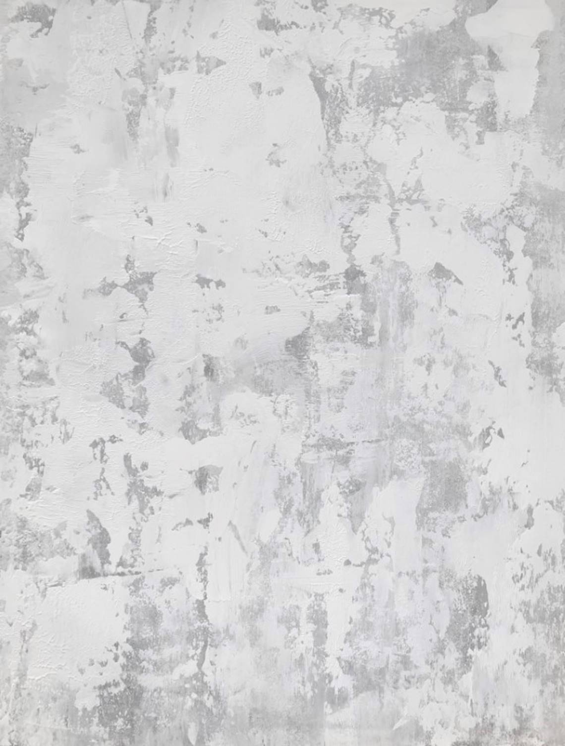 Frosted Pewter Artisan Paint Effect Mural