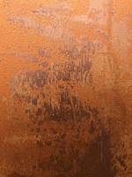 Metallic Burnished Copper Paitn Effect