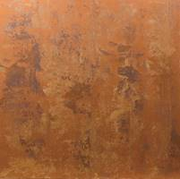 Burnished Copper Paint Effect Mural